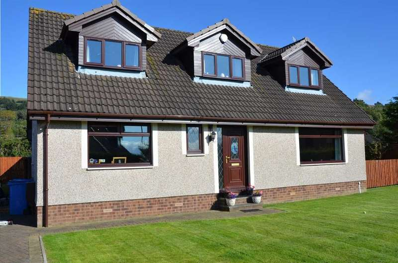 5 Bedrooms Detached House for sale in Marine Court, Fairlie