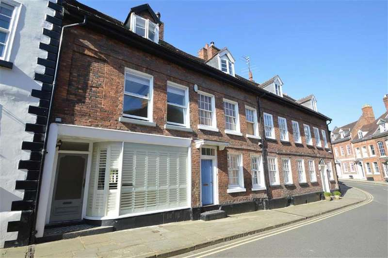 3 Bedrooms Town House for sale in Cross Hill, Shrewsbury