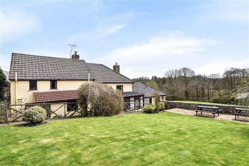 3 Bedrooms Detached House for sale in Venton, Drewsteignton, Exeter, Devon, EX6