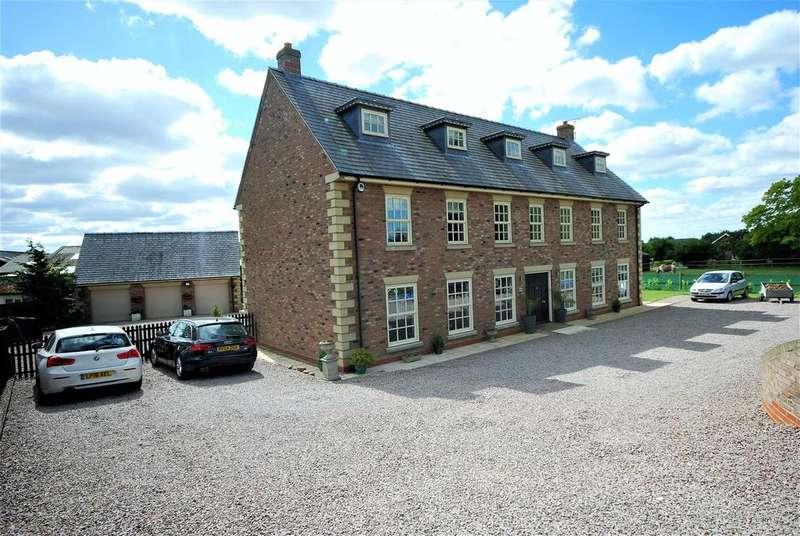 5 Bedrooms Detached House for sale in Cowbit Road, Spalding