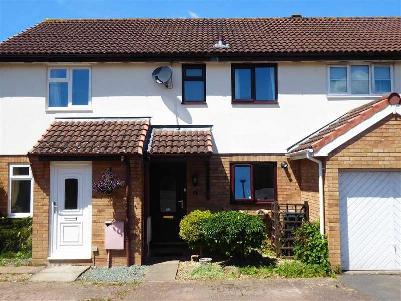 2 Bedrooms Terraced House for sale in Gilbert Hill, Berkeley, GL13