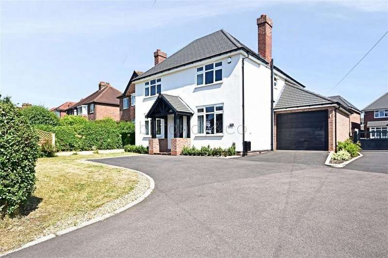 4 Bedrooms Detached House for sale in Highfields Road, Chasetown, BURNTWOOD, Staffordshire