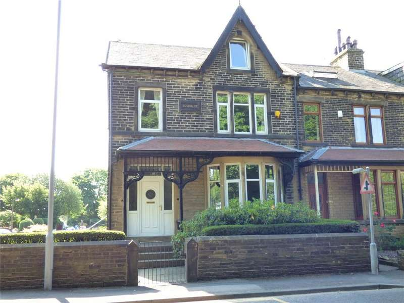 5 Bedrooms End Of Terrace House for sale in Wibsey Park Avenue, Wibsey, Bradford, BD6