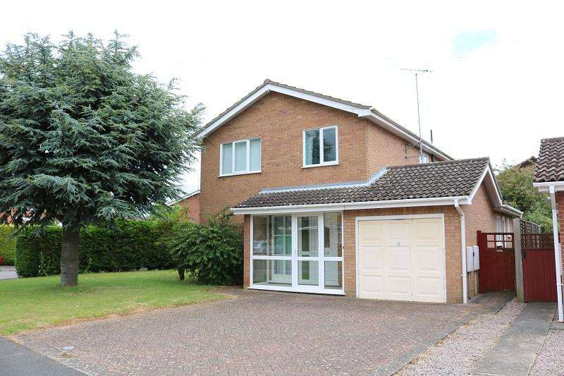 3 Bedrooms Detached House for sale in 18 Netherfield, Holbeach, Spalding PE12 7NP