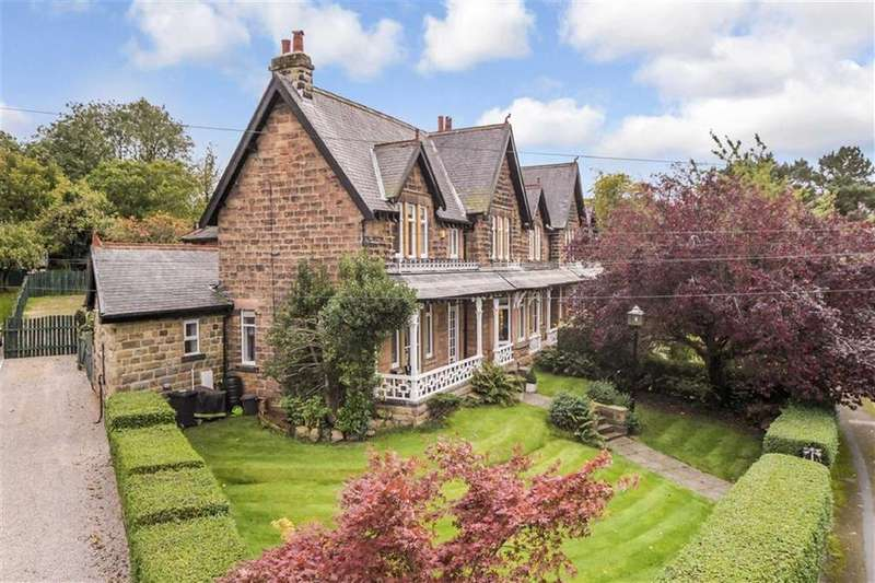 5 Bedrooms End Of Terrace House for sale in Kent Road, Harrogate, North Yorkshire