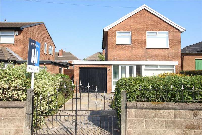 3 Bedrooms Detached House for sale in Page Moss Lane, Liverpool, Merseyside, L14
