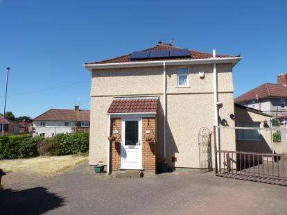 3 Bedrooms Semi Detached House for sale in St. Bedes Road, Kingswood, Bristol, South Gloucestershire