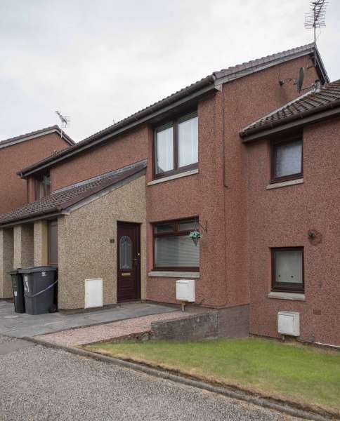 1 Bedroom Flat for sale in Wallacebrae Wynd, Danestone, Aberdeen, Aberdeenshire, AB22 8YD