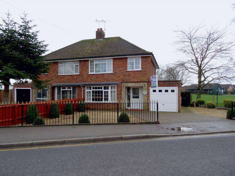 3 Bedrooms Semi Detached House for sale in Knight Street, Pinchbeck