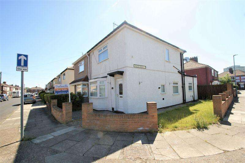 2 Bedrooms Semi Detached House for sale in Merlin Road, Middlesbrough