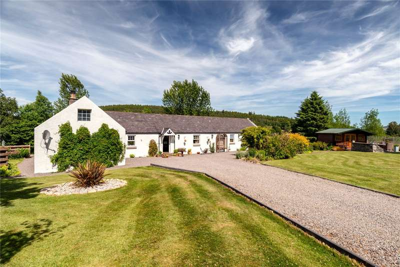 3 Bedrooms Equestrian Facility Character Property for sale in Drumduan Steading, Dess, Aboyne, Aberdeenshire, AB34