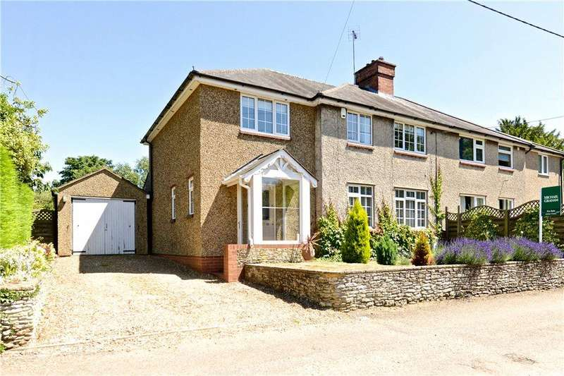 4 Bedrooms Semi Detached House for sale in Church Walk, Harrold, Bedfordshire