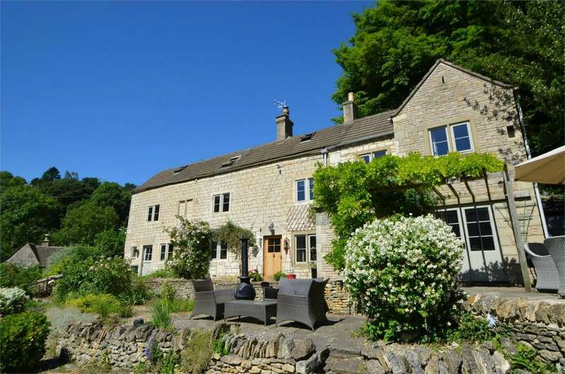 4 Bedrooms Detached House for sale in Marle Hill, Chalford, Stroud, Gloucestershire
