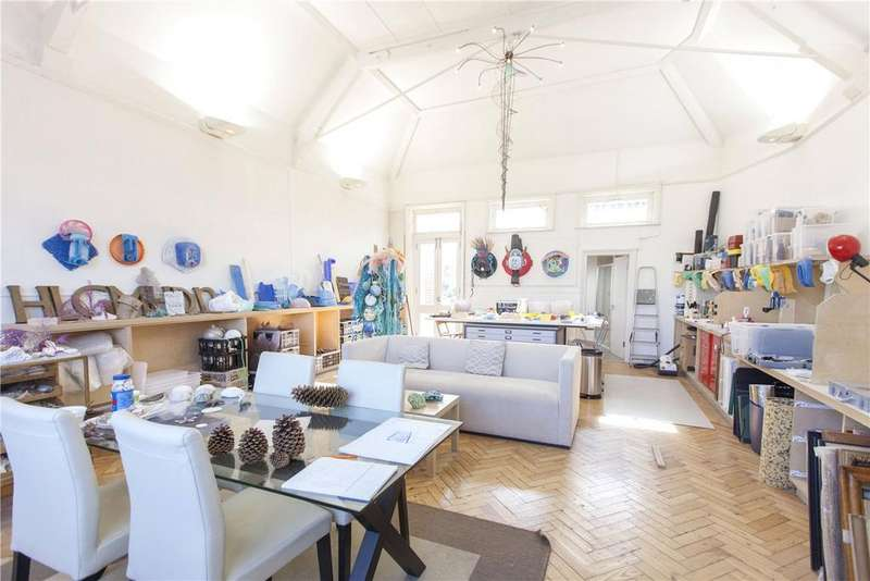 1 Bedroom House for sale in St Luke's Hall, Fortune Green Road, West Hampstead, NW6