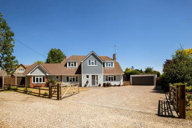 5 Bedrooms Detached House for sale in Great Totham, Maldon, Essex, CM9