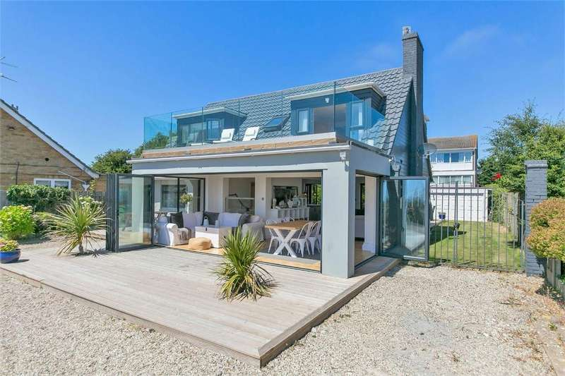 4 Bedrooms Detached House for sale in 5 The Esplanade, Holland-on-Sea, Essex