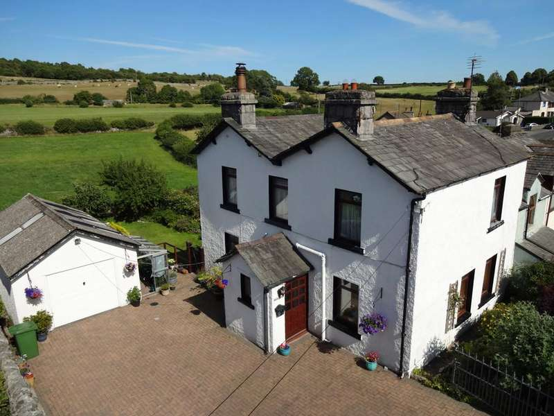 3 Bedrooms Cottage House for sale in Yew Tree House, The Square, Allithwaite