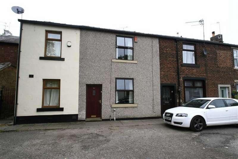 2 Bedrooms Terraced House for sale in 56, Bentmeadows, Falinge, Rochdale, OL12