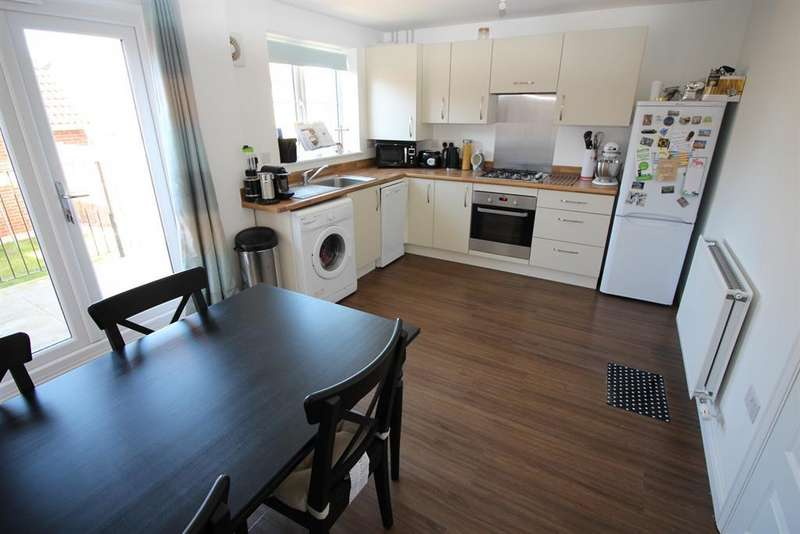 3 Bedrooms Terraced House for sale in , Dingley lane, Yate