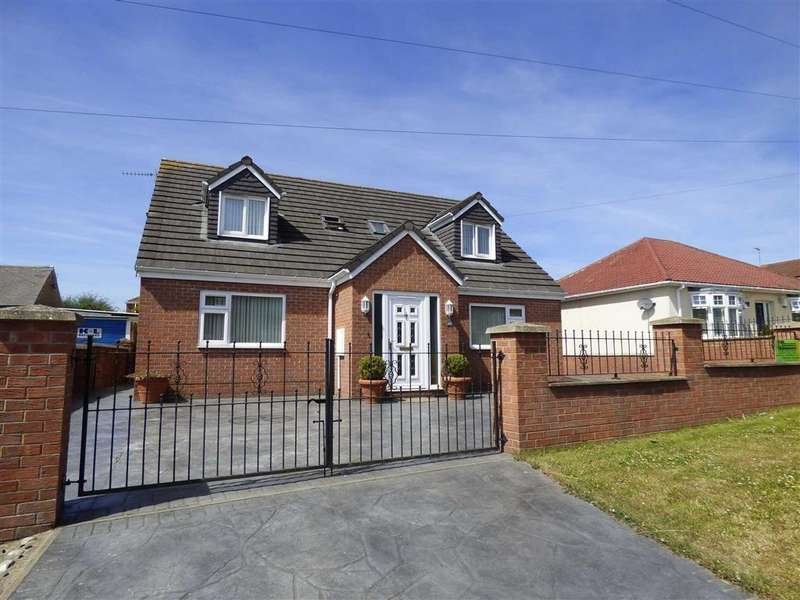 4 Bedrooms Detached Bungalow for sale in 43, Broom Road, Ferryhill