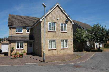 4 Bedrooms Detached House for sale in Thorpe St. Andrew, Norwich, Norfolk