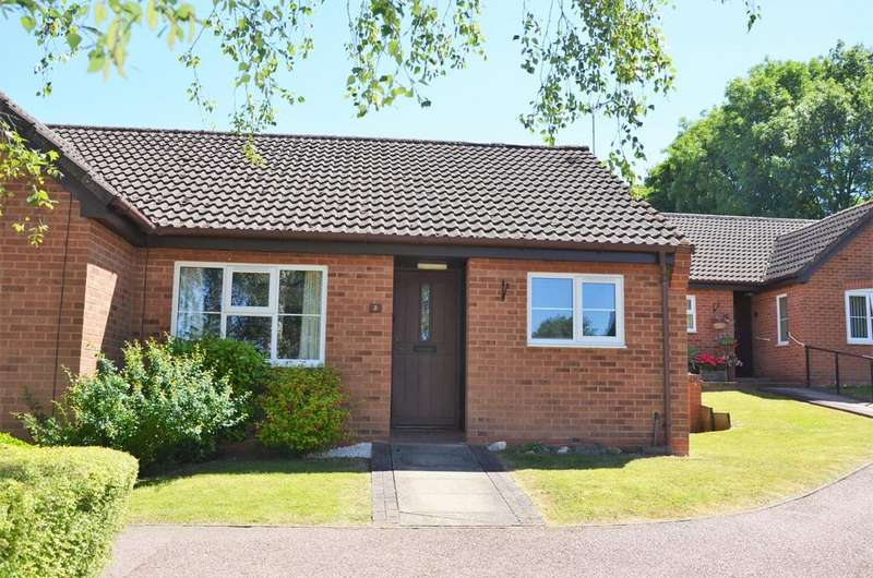 2 Bedrooms Bungalow for sale in Kenilworth Drive, Ashby De La Zouch, LE65