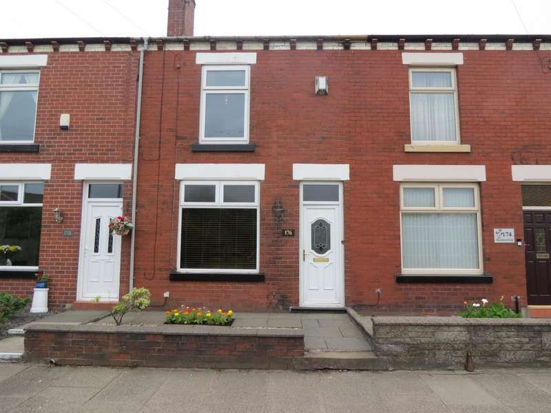 2 Bedrooms Terraced House for sale in Manchester Road, Westhoughton BL5