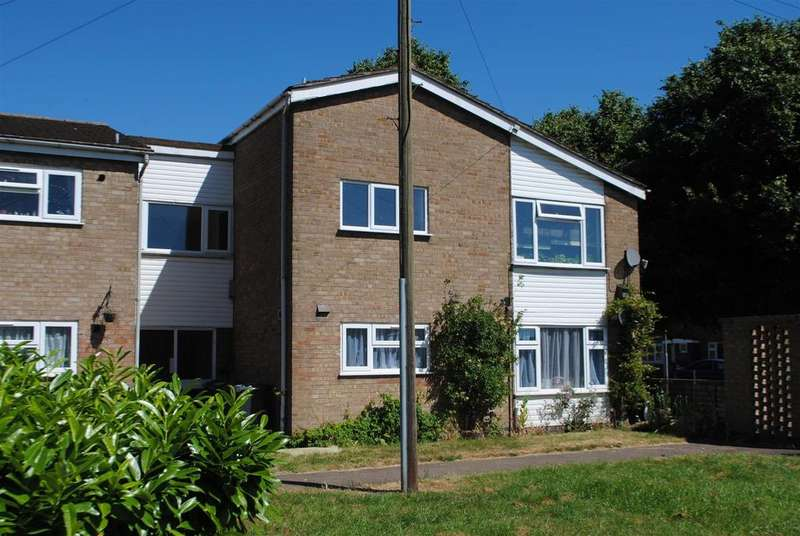 1 Bedroom Apartment Flat for sale in Harlech Close, Loughborough