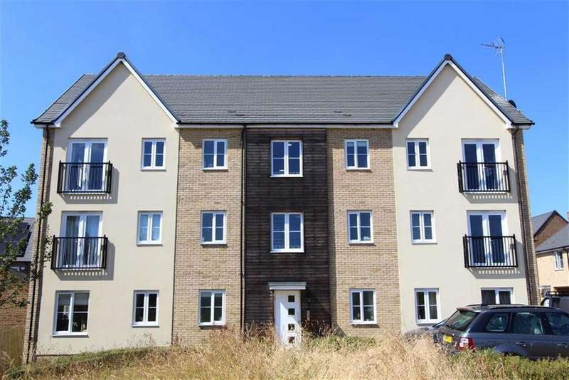 2 Bedrooms Apartment Flat for sale in Osprey Drive, Leighton Buzzard