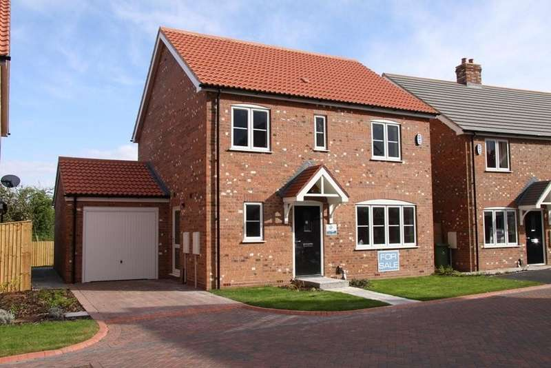 4 Bedrooms Detached House for sale in Louth Outskirts