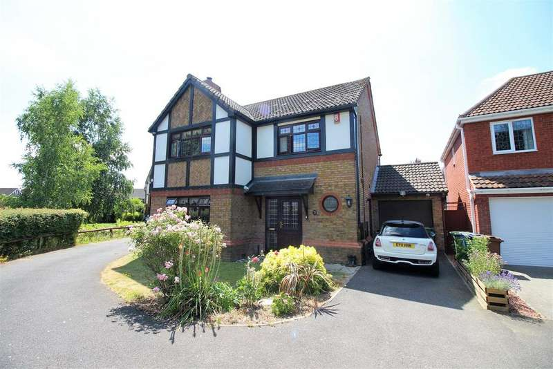 4 Bedrooms Detached House for sale in Birch Close, Brandon Groves, South Ockendon