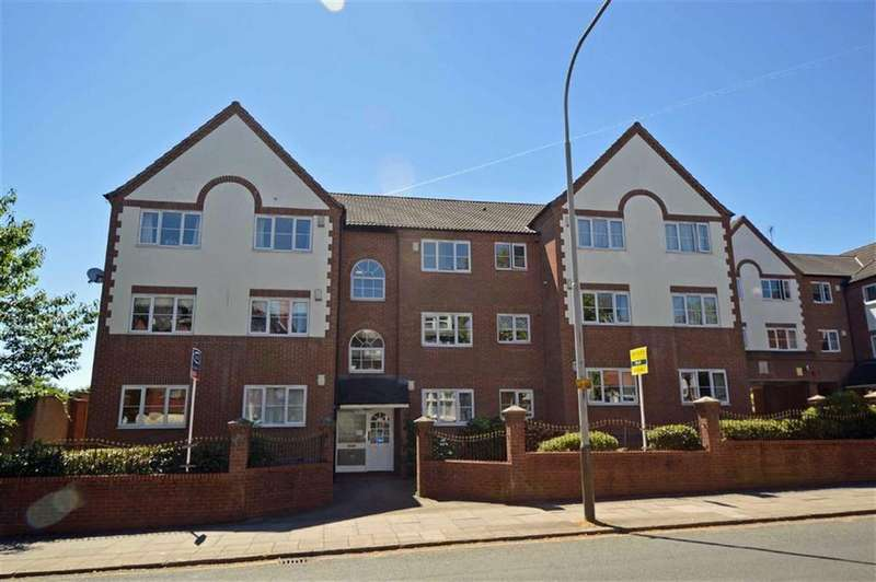 2 Bedrooms Apartment Flat for sale in Regency Court, Leicester