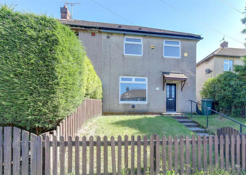 3 Bedrooms Semi Detached House for sale in Clough Road, Bacup, Lancashire