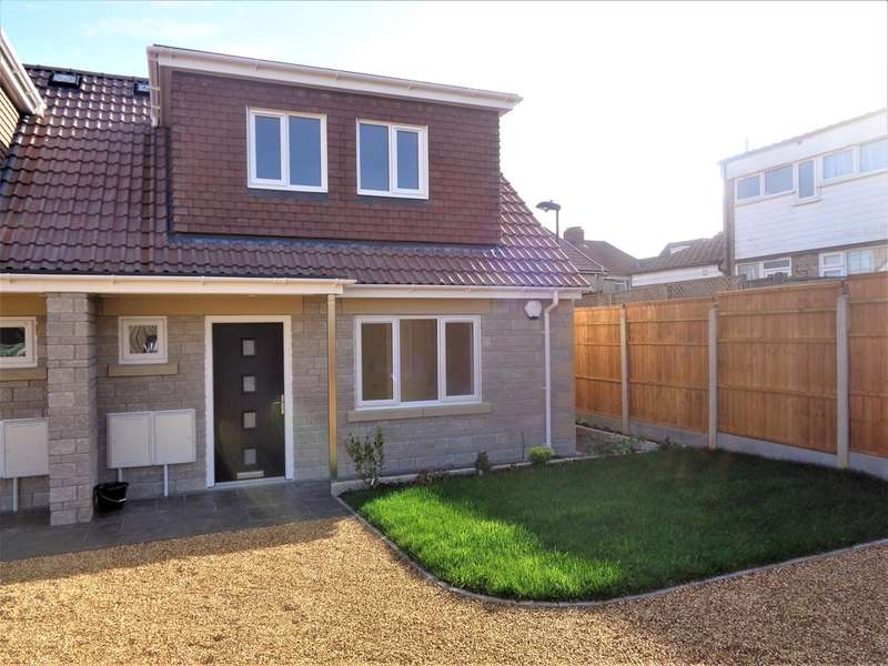 2 Bedrooms Semi Detached Bungalow for sale in Alexandra Gardens, Bristol