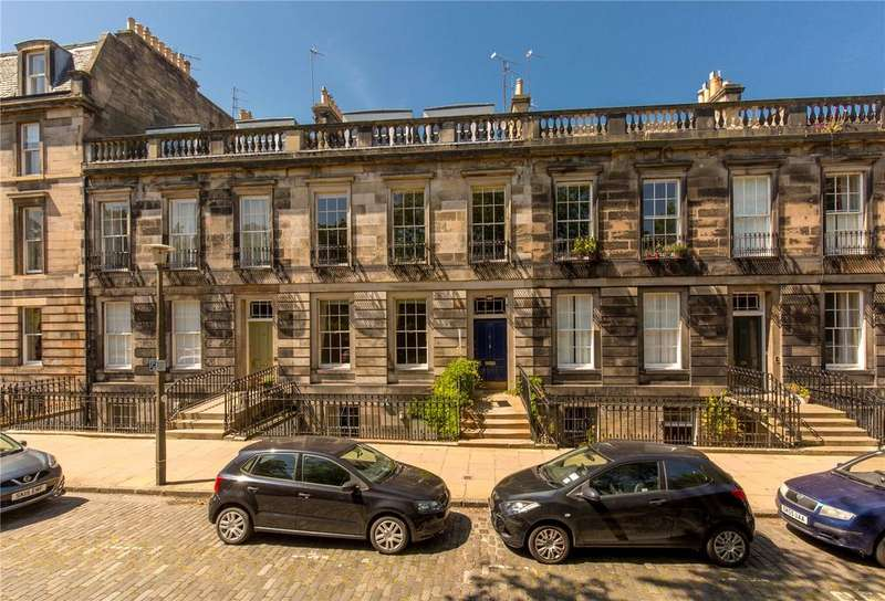 3 Bedrooms Flat for sale in 5A Dean Terrace, Edinburgh, EH4