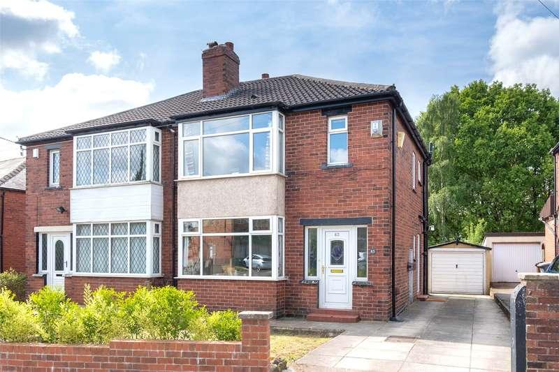 3 Bedrooms Semi Detached House for sale in Vesper Road, Leeds, West Yorkshire, LS5