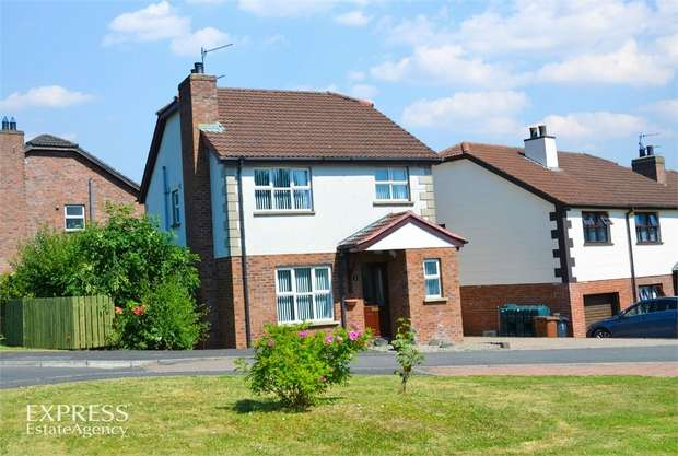 3 Bedrooms Detached House for sale in Crossgreen, Carrickfergus, County Antrim