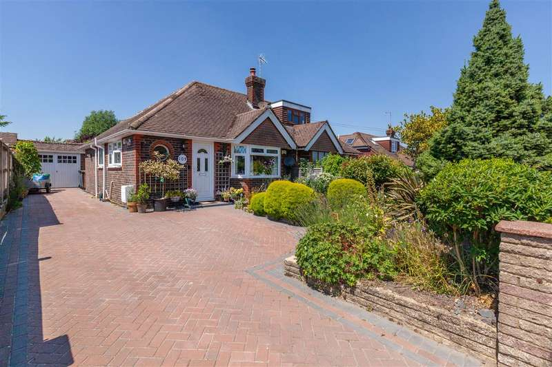 Bungalow for sale in Hawks Road, Hailsham