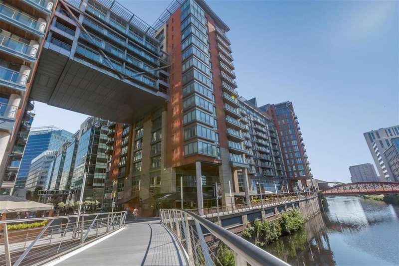 2 Bedrooms Apartment Flat for sale in Leftbank, Manchester, M3 3AH