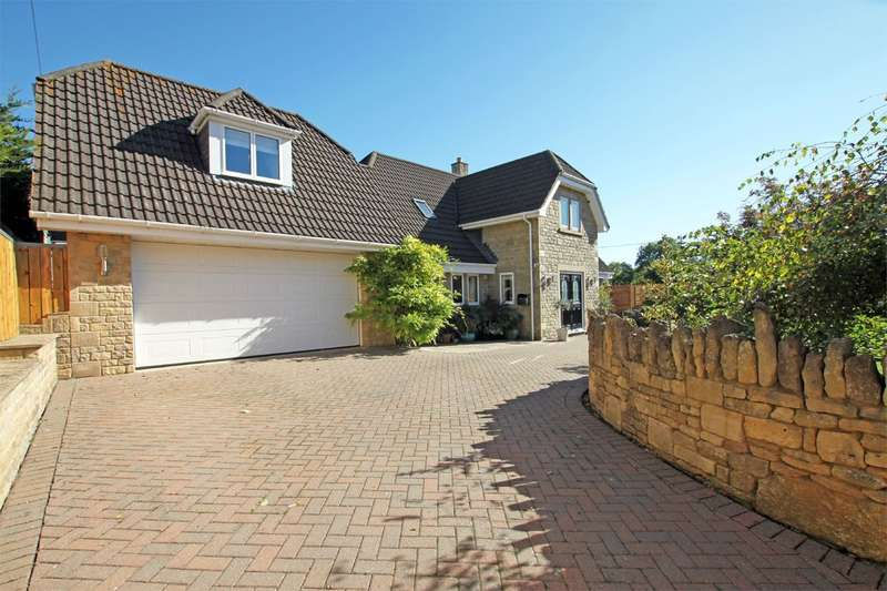 4 Bedrooms Detached House for sale in Dane Rise, Winsley, Bradford-on-Avon, BA15