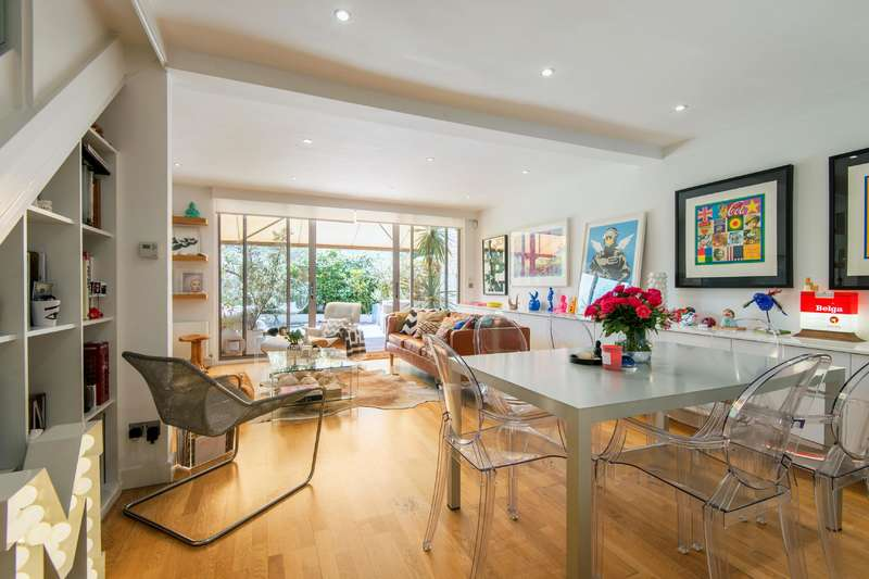 5 Bedrooms House for sale in Abbey Road, South Hampstead
