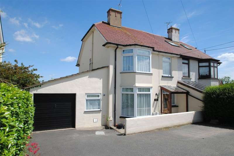 3 Bedrooms Semi Detached House for sale in North Road, South Molton