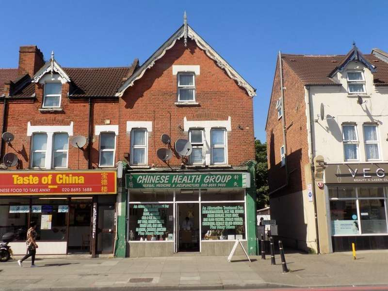 4 Bedrooms Semi Detached House for sale in Brownhill Road, Catford, SE6