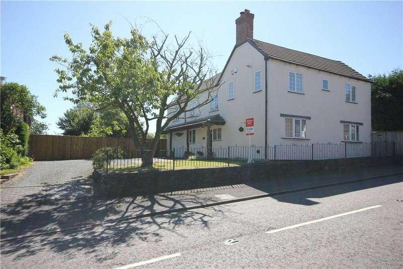4 Bedrooms Detached House for sale in Bromsgrove Road, Romsley, Halesowen, B62