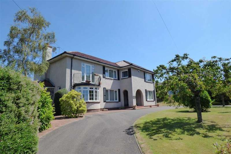 5 Bedrooms Detached House for sale in Kilmany Road, Wormit, Fife
