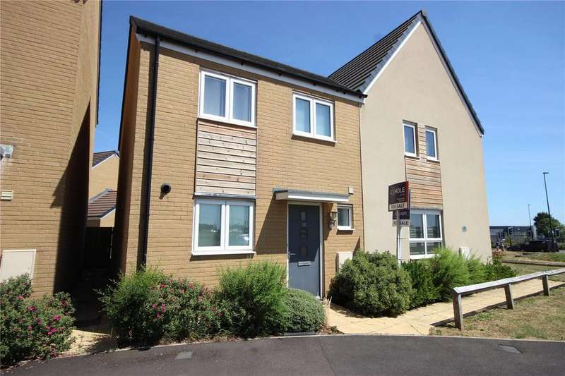 3 Bedrooms Semi Detached House for sale in Skinners Croft, Charlton Hayes, Patchway, Bristol, BS34