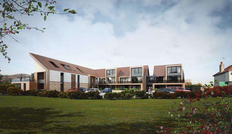 3 Bedrooms Penthouse Flat for sale in Prince Madoc Cove, Rhos on Sea