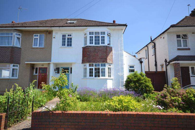 4 Bedrooms Semi Detached House for sale in Redhill Drive, Fishponds, Bristol