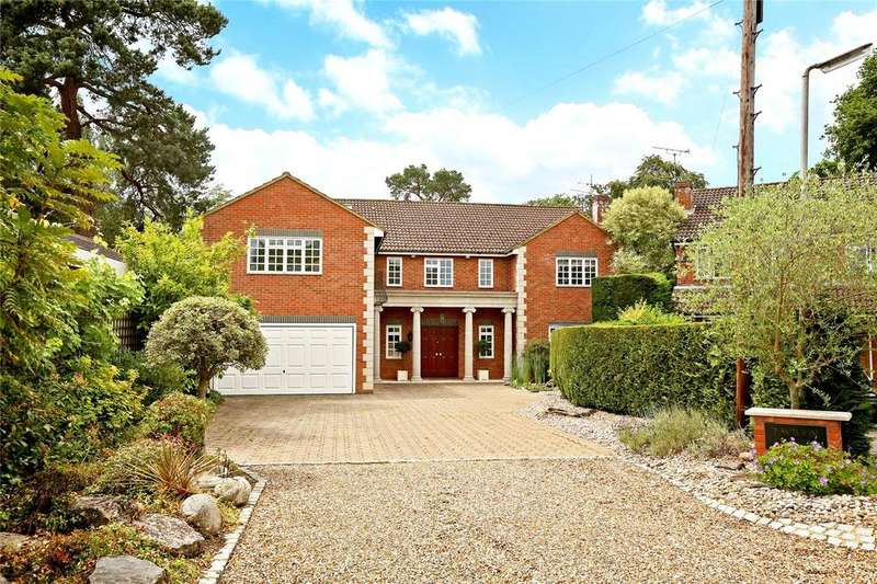 5 Bedrooms Detached House for sale in Woodland Glade, Farnham Common, Buckinghamshire, SL2