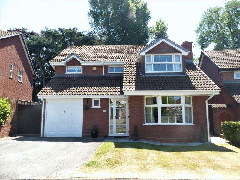 4 Bedrooms Detached House for sale in Sir Alfreds Way, Sutton Coldfield